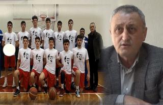 Basketbol takımımızdan büyük başarı 2. oldular..