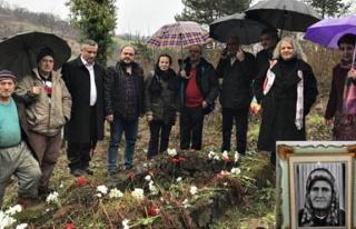Türkü kahramanı Kadınlar Gününde anıldı...