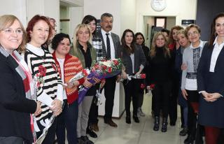 Elif Acar'dan Kadın Girişimcilere ziyaret...