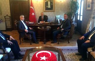 Hatay Valisinden Zonguldak ve madenciye teşekkür...