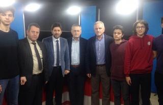 Başarılı sporcular Trabzon'a gidiyor…