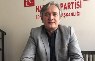 'Belediye anlamında Zonguldak'ın hali perişandır...'