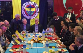Aziz Yıldırım'a Zonguldak'ta yoğun ilgi...