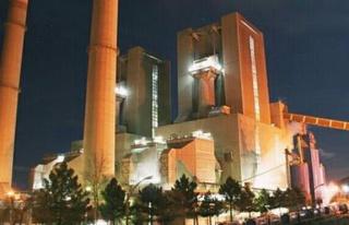 Termik santralde üretim durdu...