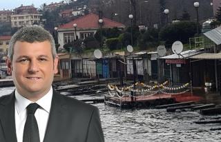"""""""Zonguldak kıyıları sonunda denizle buluşuyor"""""""