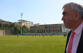 GMİS'den Zonguldakspor'a moral ziyareti