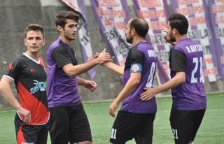 Alkışlar Ereğli için... 13 gol şampiyonluğa...
