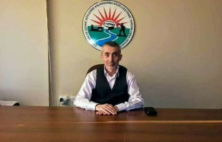 Vali Çınar'a teşekkür etti...