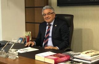 """""""AKP'ye 'güle güle' diyeceğiz"""" dedi,..."""