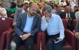Bilal Erdoğan Zonguldak'ta