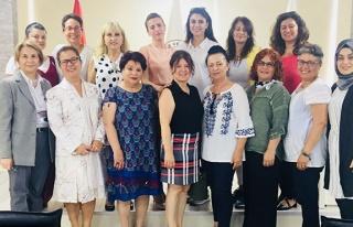 Girişimci kadınlar ilk genel kurulunu gerçekleştirdi