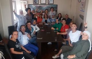 MHP Kadın Kollarında atamalar yapıldı