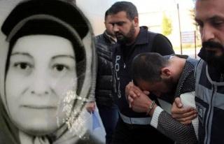 Öz annesini öldüren sanığın ifadesi kan dondurdu