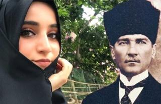 """""""Atatürk olmasaydı adınız Safiye'mi yoksa..."""