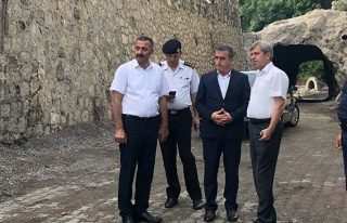 Vali Çınar Liman arkası tartışmalarına son noktayı...