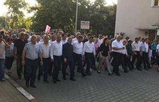 Muhteşem festival... Zonguldak, Filyos'a aktı