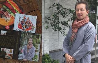 Zonguldak'ın elpek bezini Japon dergisinde anlattı