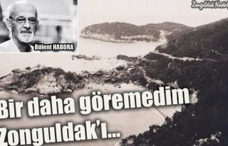 1940'ta geldiği Zonguldak'ı anlattı!