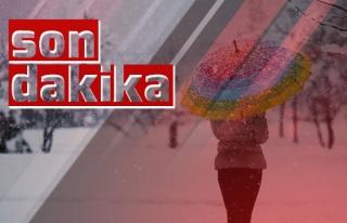 Zonguldak Ankara yolunda kar başladı!