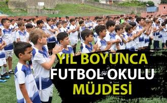 Kdz. Ereğli Belediyespor Yaz Futbol Okulu öğrencileri sertifikalarını aldılar