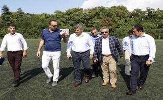 Zonguldakspor için 41 yıl aranın ardından yenileniyor