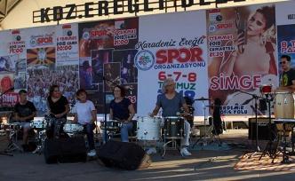 Ereğli'de festival havası