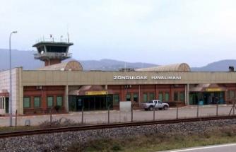 Zonguldak Havalimanı, iç hat seferleri için gün sayıyor...