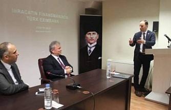 """""""İhracatın finansmanında Türk Eximbank"""""""