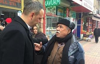 """""""Pırıl pırıl bir Zonguldak vaad ediyoruz"""""""