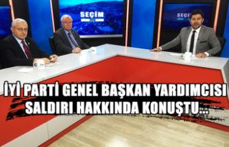 İYİ Parti Genel Başkan Yardımcısı Hayrettin Nuhoğlu canlı yayında soruları yanıtladı