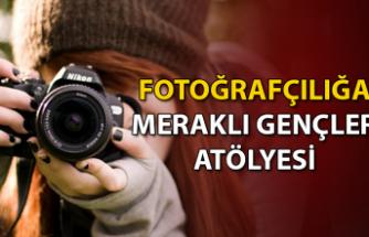 Fotoğrafçılığa Meraklı Gençler Atölyesi