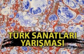 20. Devlet Türk Sanatları Yarışması