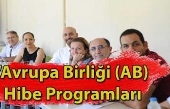 'Avrupa Birliği Hibe Programları Proje Yazma ve Uygulama Eğitimi' başladı...
