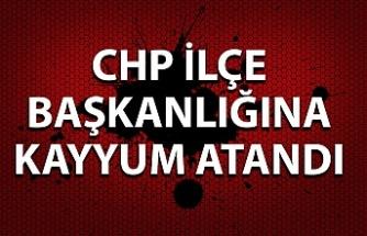 CHP Ereğli İlçe Başkanlığı'na kayyum atandı