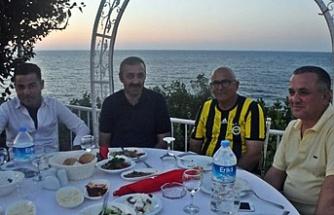 Dünya Fenerbahçeliler Günü Zonguldak'ta kutlandı