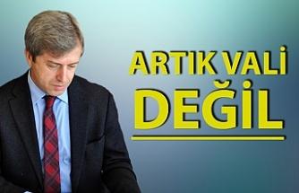 Eski Zonguldak Valisi Çınar'dan emeklilik açıklaması