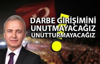 Milletvekili Hamdi Uçar: ''Milletimiz kendinden bekleneni hakkıyla yerine getirdi''