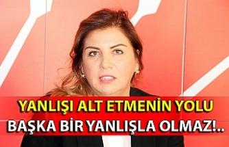 Buket Müftüoğlu iptal edilen CHP Ereğli İlçe Kongresini değerlendirdi