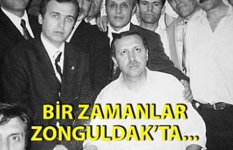 Erdoğan Zonguldak'ta