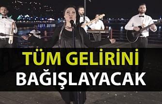 Zonguldaklı sanatçı youtube gelirini kanserli çocuklara bağışlayacak
