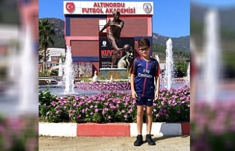 Altınordu Futbol Kulübü Zonguldaklı genç yeteneğe talip