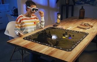 Bilgisayar oyunları gerçek dünyayla birleşiyor.