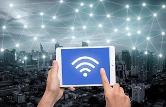 Kablosuz (Wi-Fi) internet bağlantı hızı artıyor.