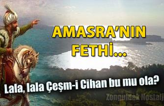 Amasranın Fethi...