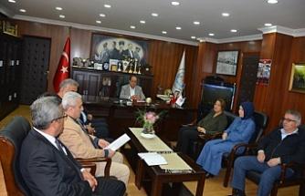 Bir belediye meclisi daha harekat için toplandı