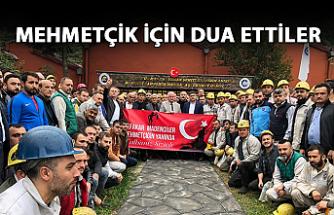 Mehmetçik için dua ettiler