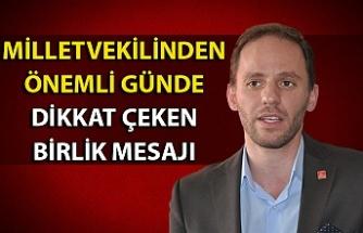Milletvekili Yavuzyılmaz'dan Zonguldak için birlik mesajı