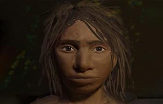 50 bin yıl önce yaşayan bir insanın nasıl göründüğü tespit edildi