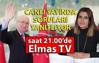Ahmet Sarsık canlı yayında soruları yanıtlayacak...