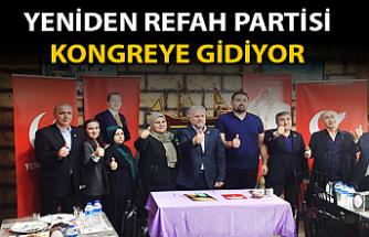 Yeniden Refah Partisi Kongreye Gidiyor